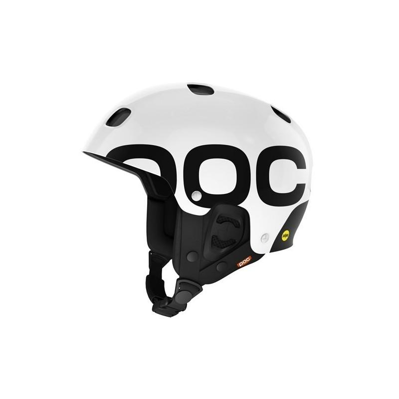 POC Receptor Backcountry MIPS Helmet - Hydrogen White - Blacksnow
