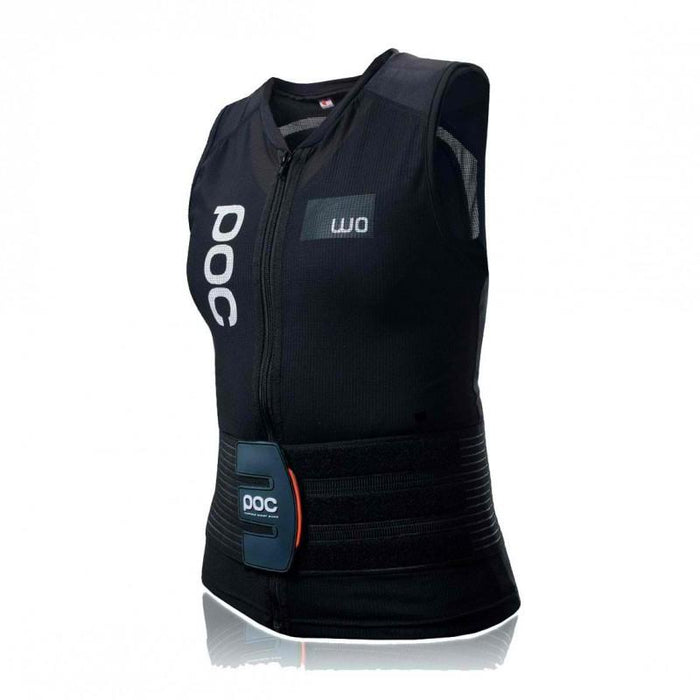 POC Spine VPD WO Vest - SMALL - Blacksnow