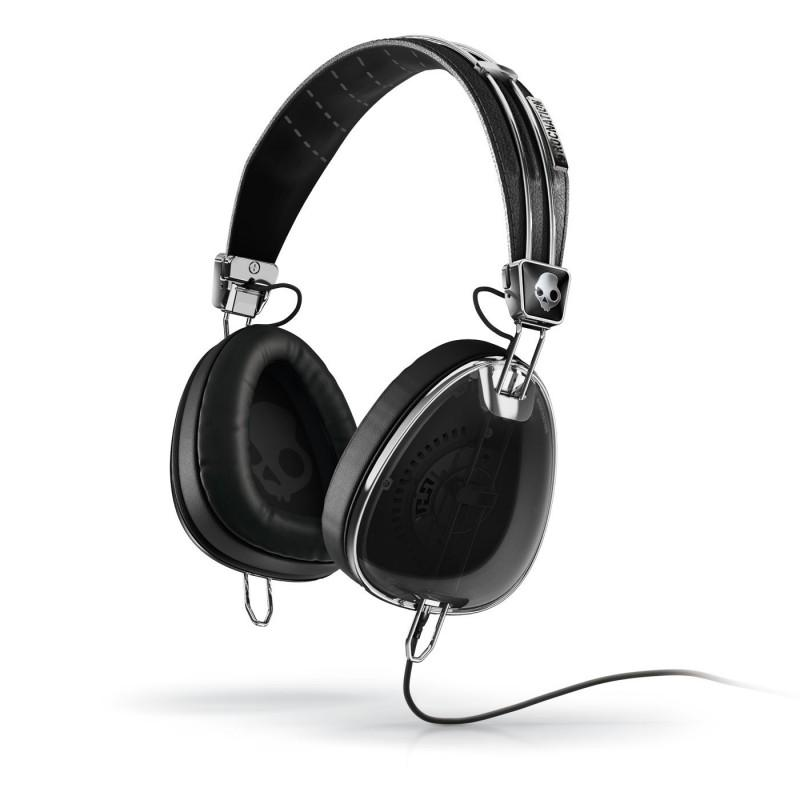 Skullcandy Aviator - Sort - Blacksnow