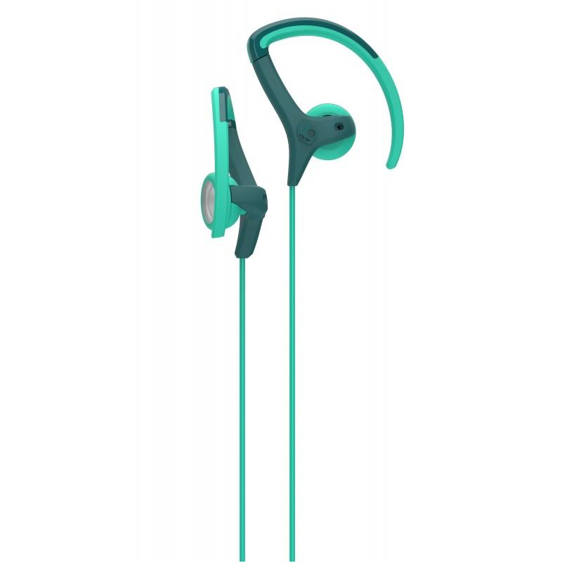 Skullcandy Chops Bud - Teal/Green/Green - Blacksnow