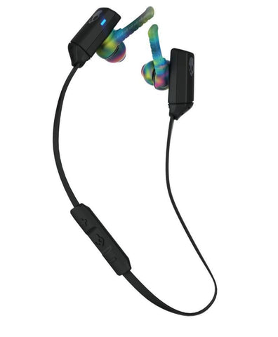 Skullcandy XTFree Trådlösa Bluetooth Headphones 2018 - Black/Mint - Blacksnow