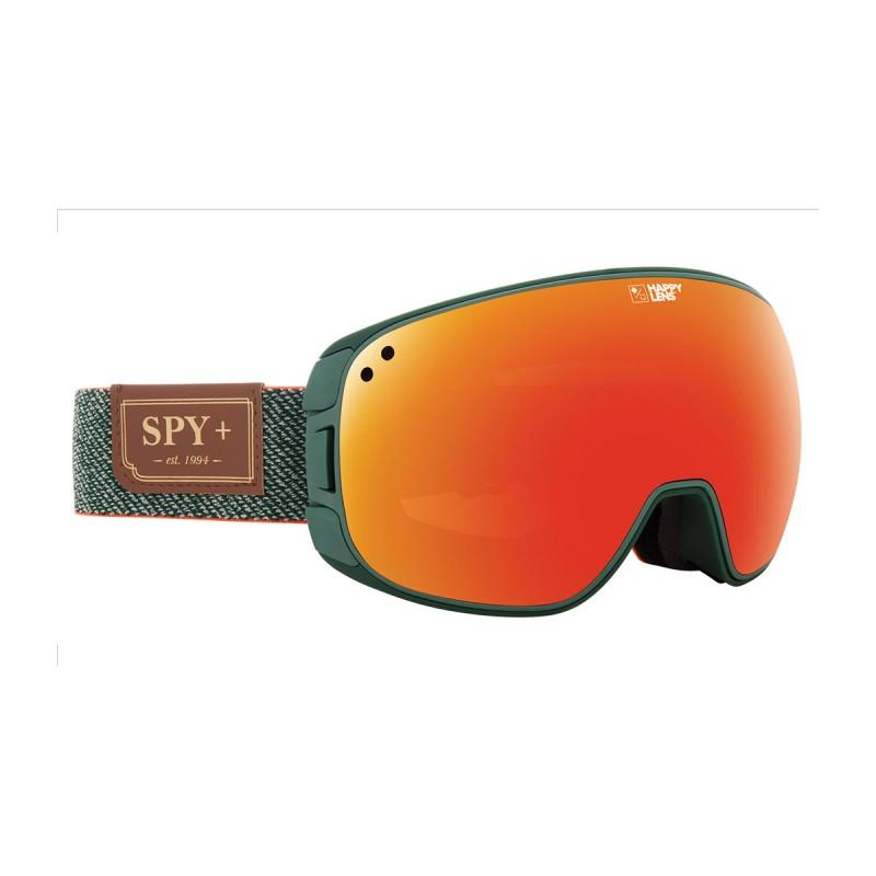 Spy Bravo Goggles 2018 - Hunter Green - Blacksnow