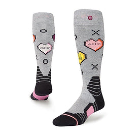 Stance Womens Candy Skidstrumpor 2018 - Grey - Blacksnow
