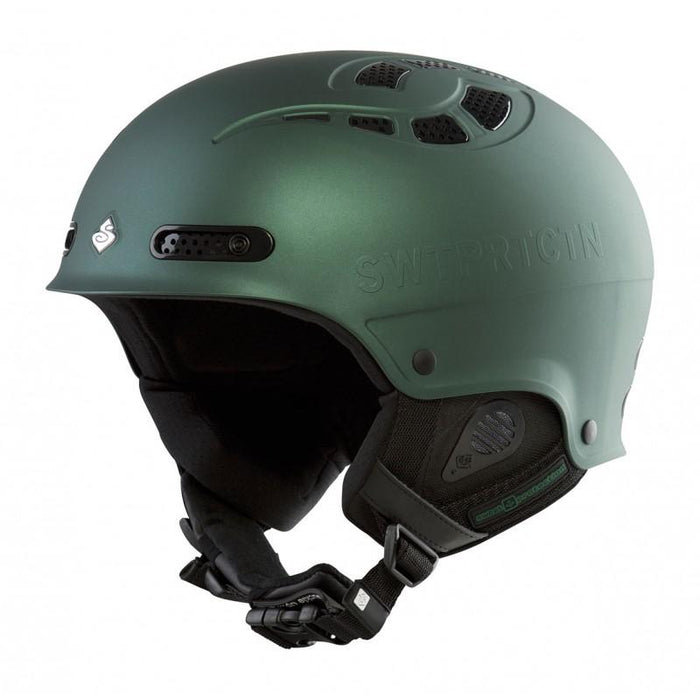 Sweet Protection Igniter - Matte Racing Green Metallic - Blacksnow