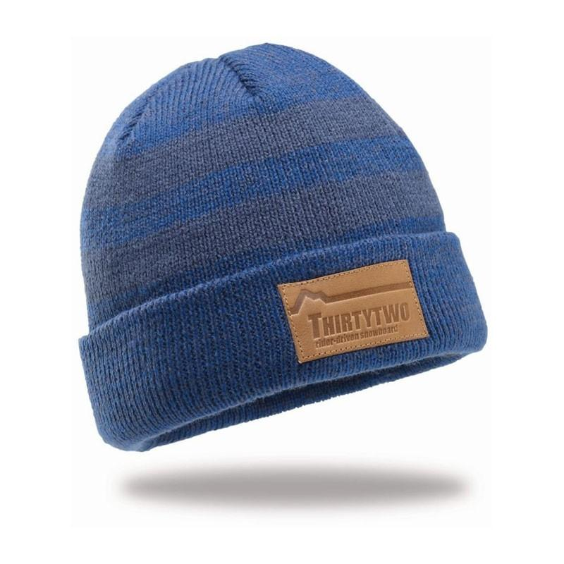 ThirtyTwo Pinecrest Beanie - Indigo - Blacksnow
