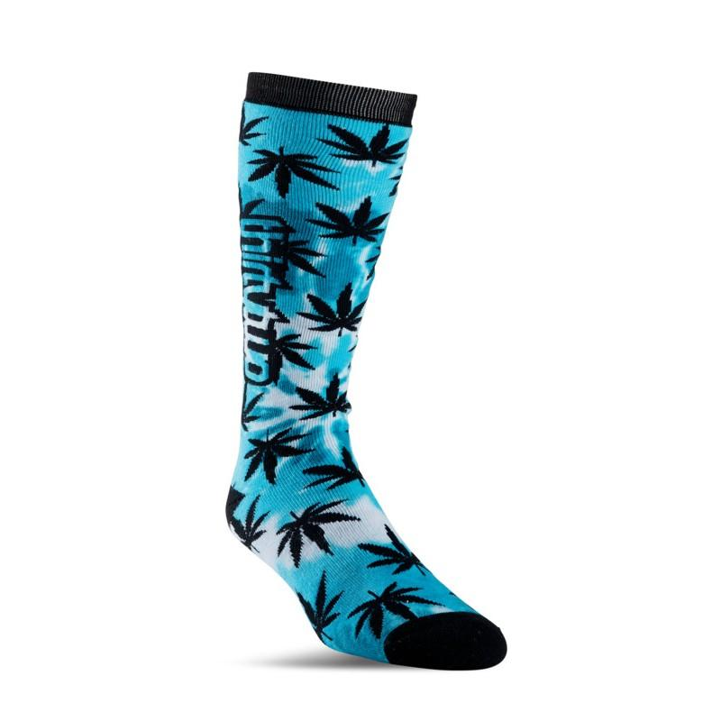 ThirtyTwo Reverb Sock - Black / Blue - Blacksnow
