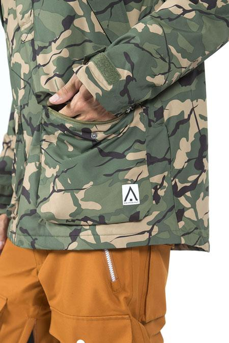 WearColour Colour Anorak