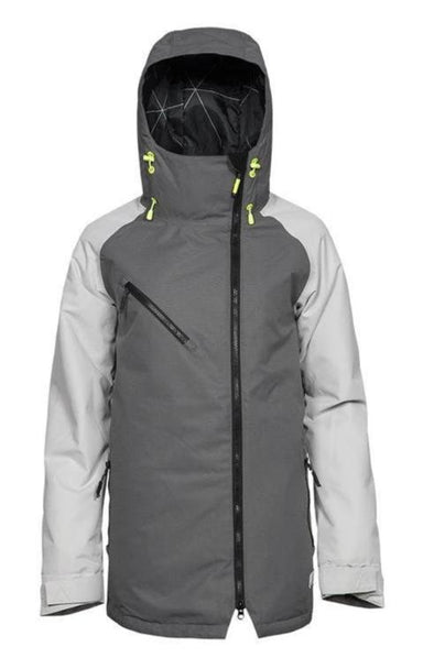 WearColour Slayer Skijakke 2018 Rock Grey - Blacksnow.dk