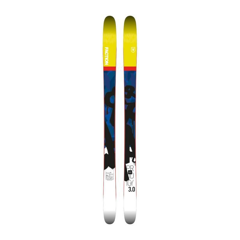 Faction Prodigy 3.0 Skis 2018