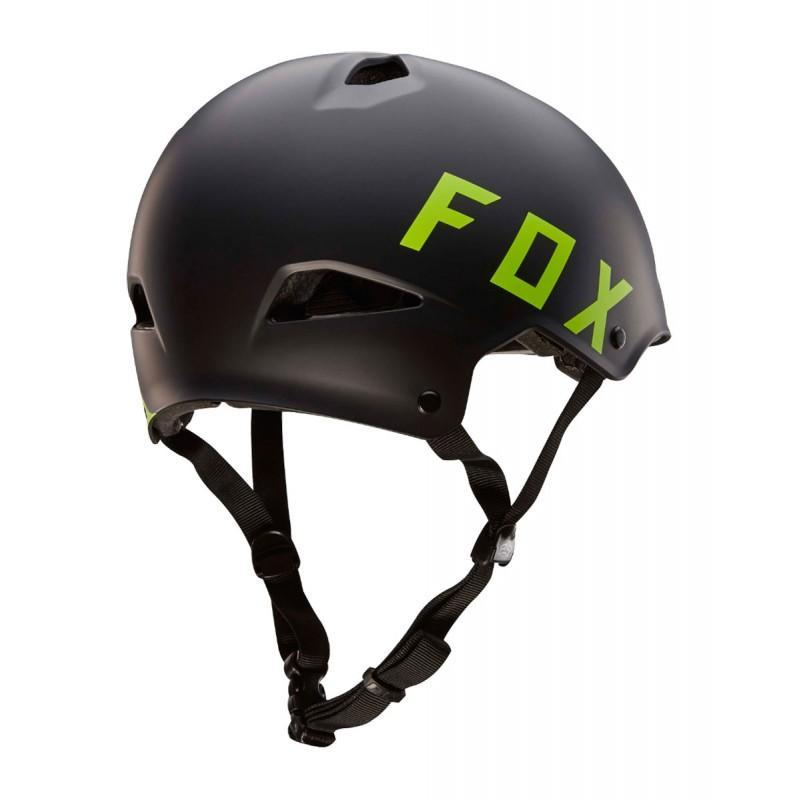 Fox Flight Hardshell Dirt Hjelm 2017