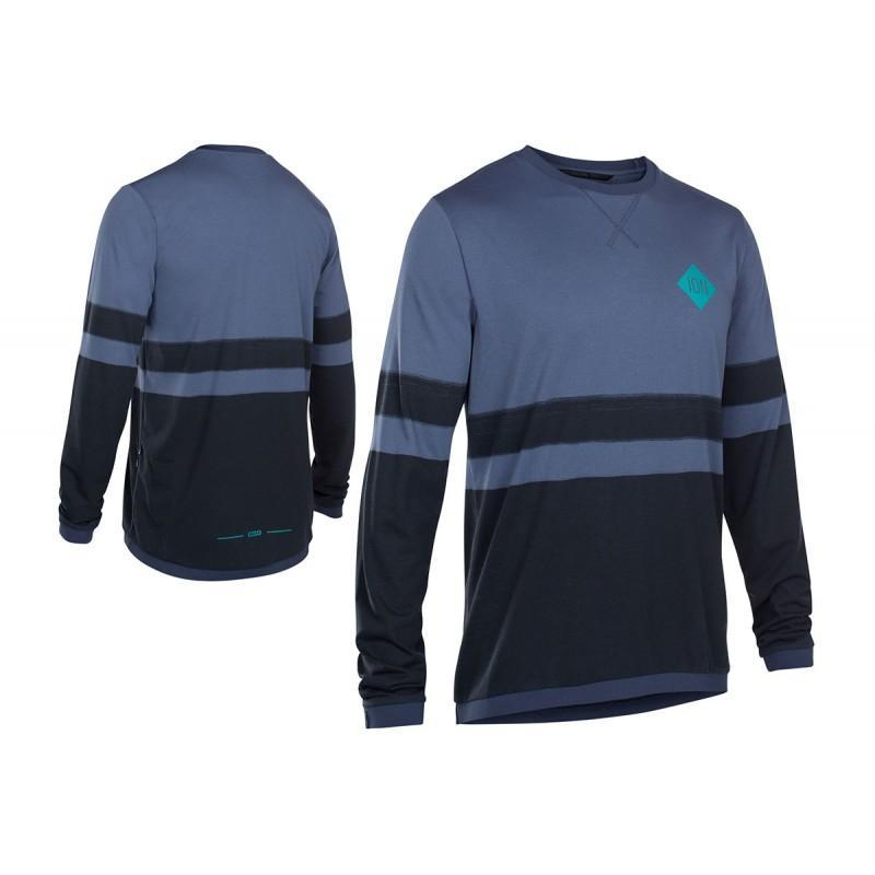 Ion Seek Amp Long Sleeve MTB Trøje 2017