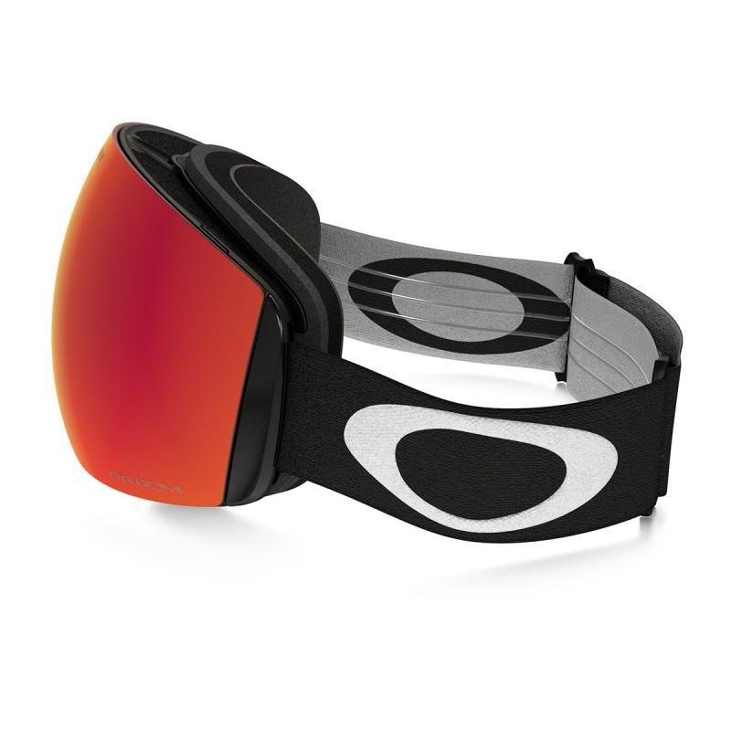 Oakley Flight Deck XM Matte Black / Prizm Torch Iridium
