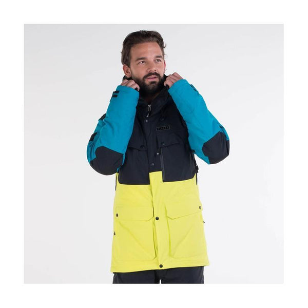 Planks Tracker 2L Jacket 2018