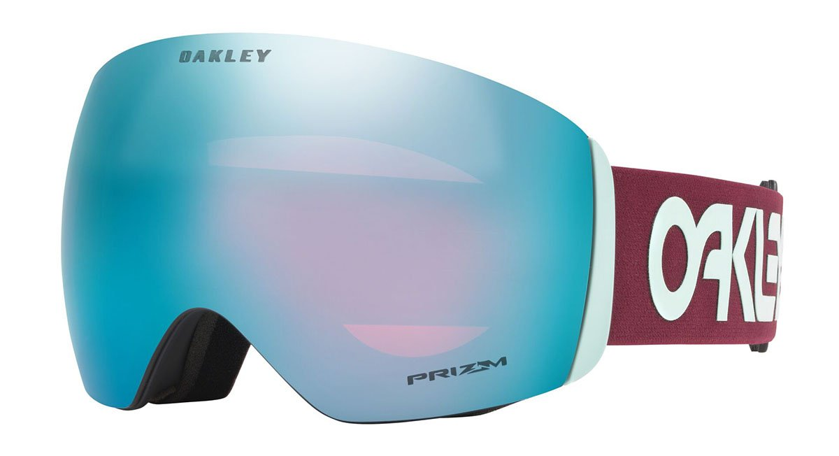 Oakley Flight Deck Factory Pilot Progression Prizm Sapphire Goggles