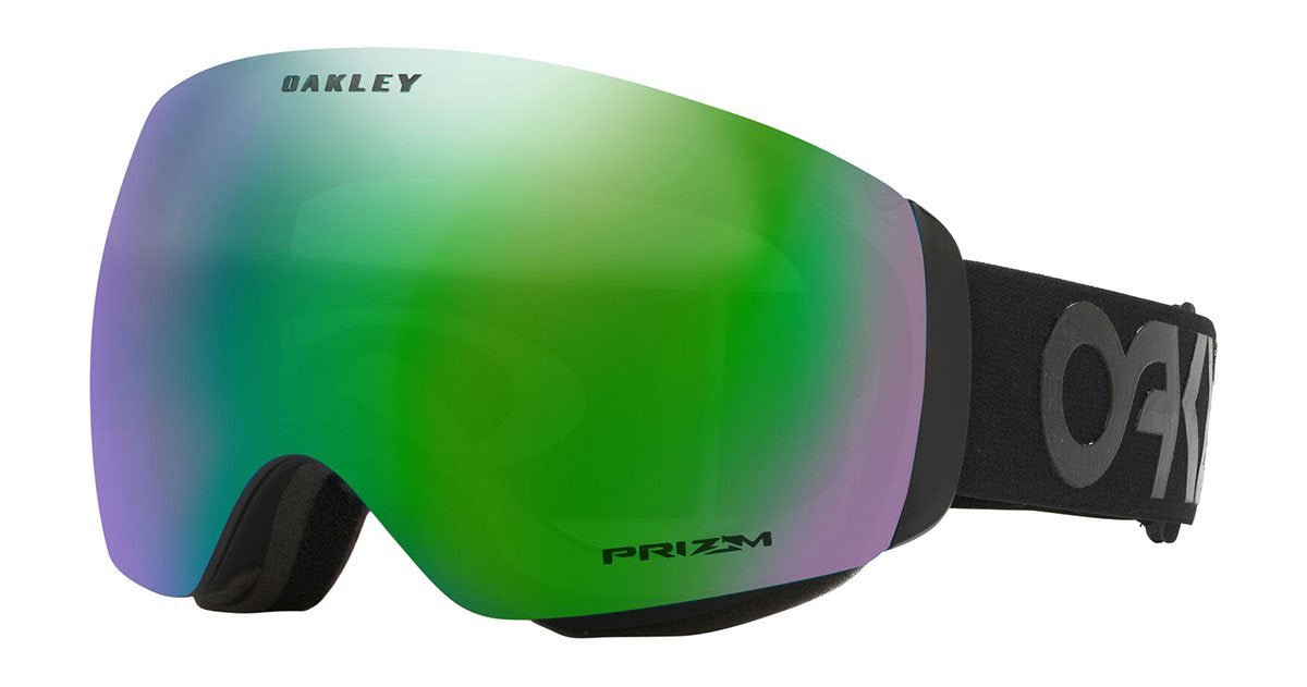 Oakley Flight Deck XM Factory Pilot Blackout Prizm Jade Goggles
