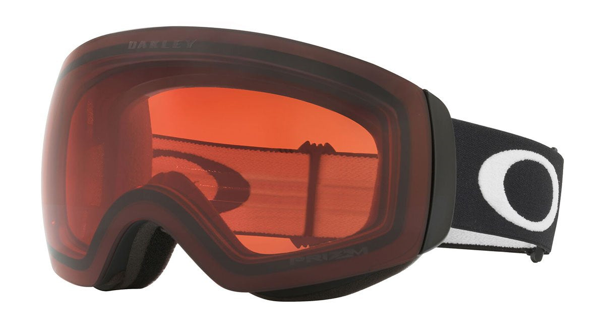 Oakley Flight Deck XM Matte Black Prizm Rose Goggles