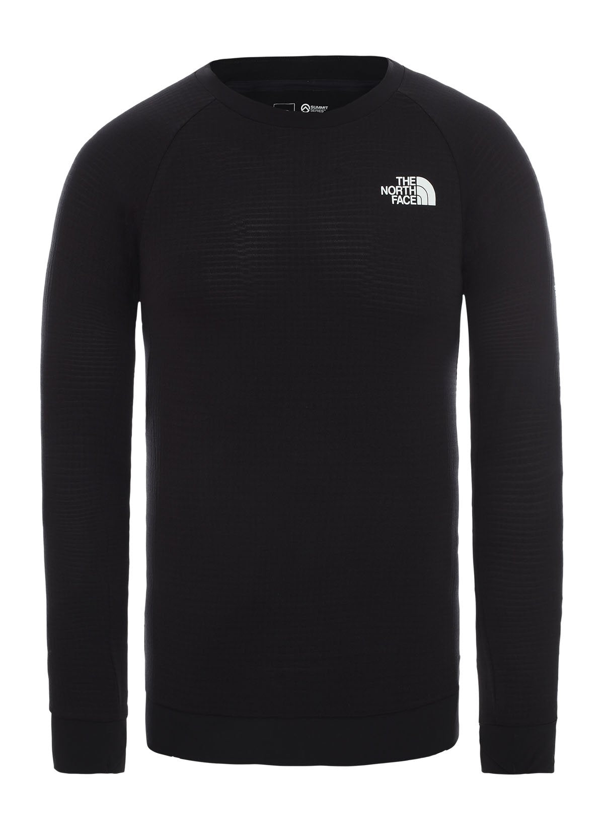 The North Face Summit L2 Power Grid Crewneck