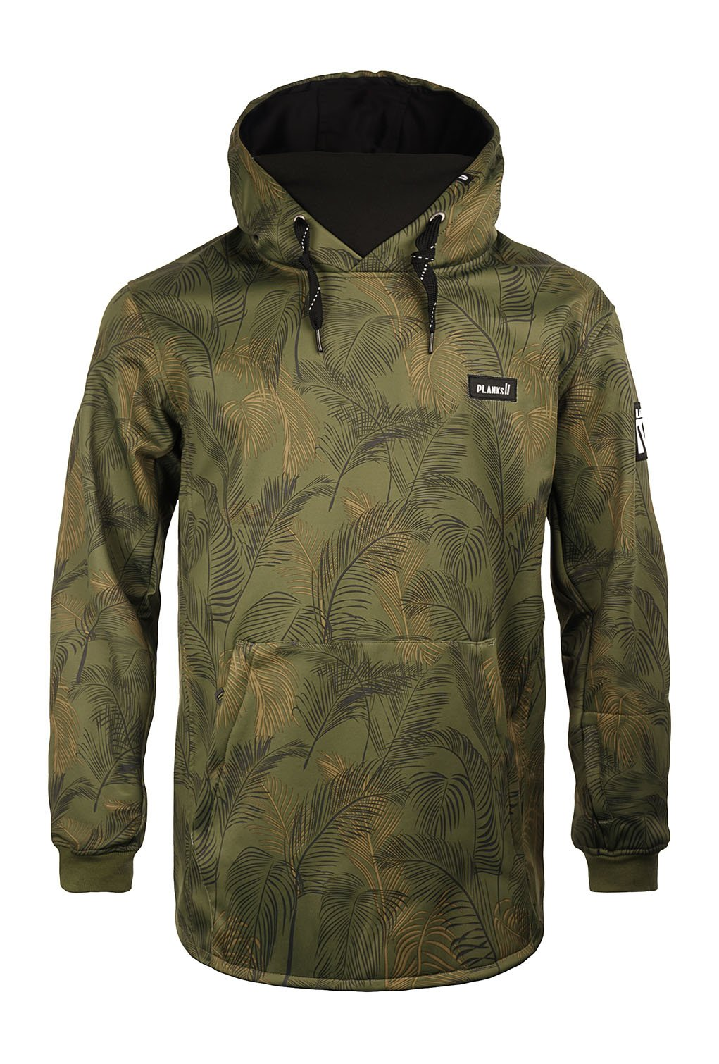 Planks Parkside Soft Shell Riding Hoodie | Planks Clothing