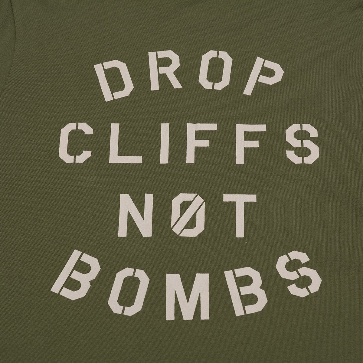 Planks Drop Cliffs Pocket T-shirt | Planks Clothing