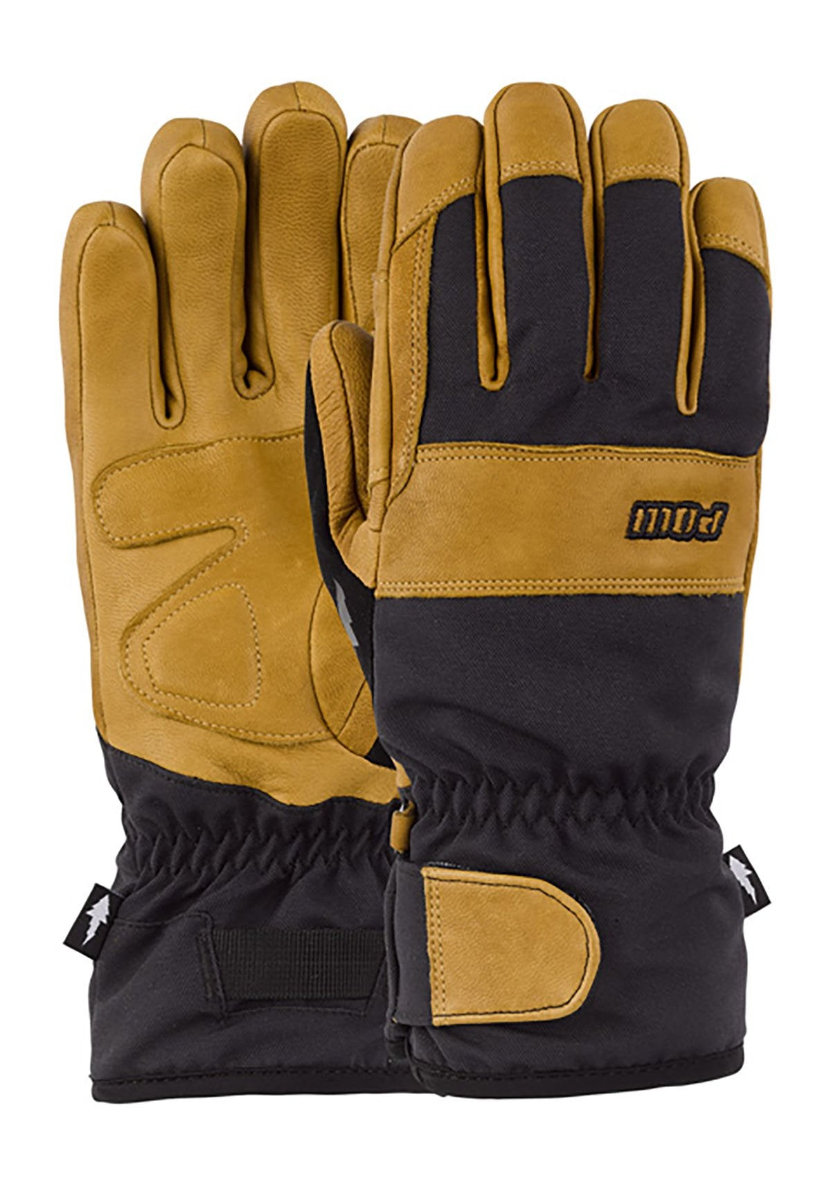 Pow Gloves August Short Skihandsker | Pow Gloves