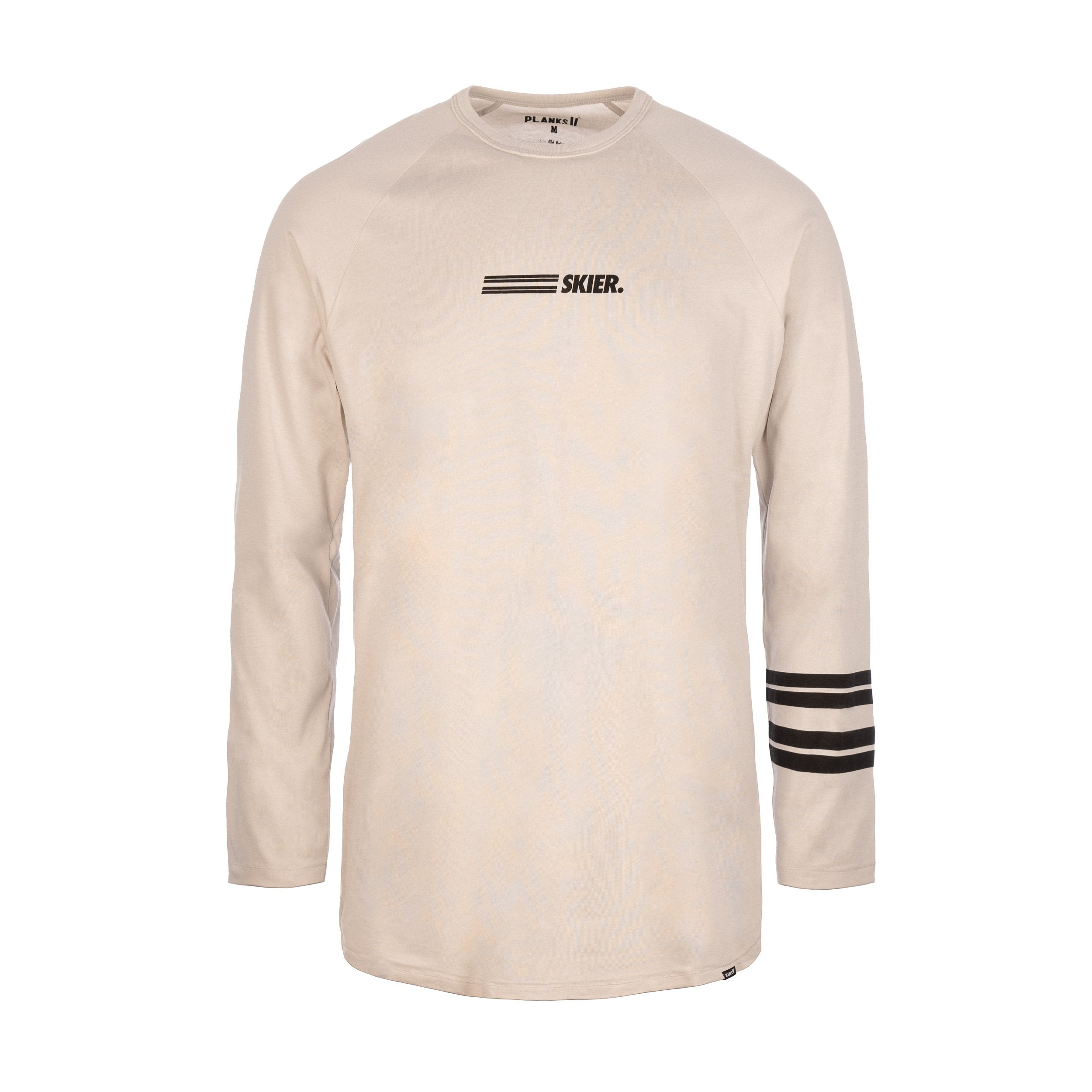 Planks Skier Long sleeve t-shirt