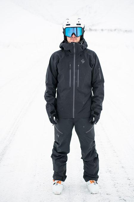 Sweet Protection Supernaut Gore-Tex Pro Skijakke
