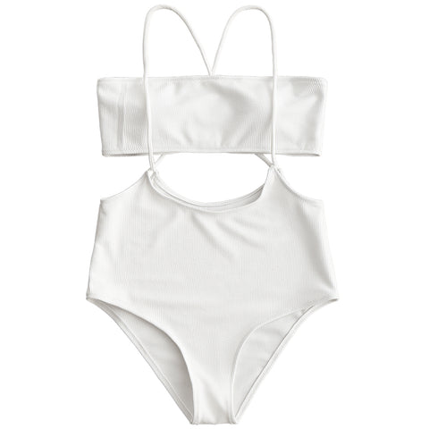 Geneva - Strappy One Piece - BAEKINI SHOP