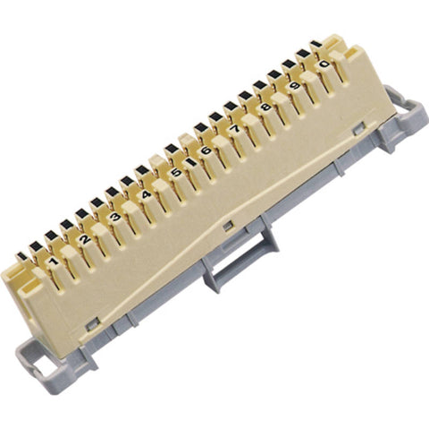 10 Pair Terminal Disconnection Strip 237A Style