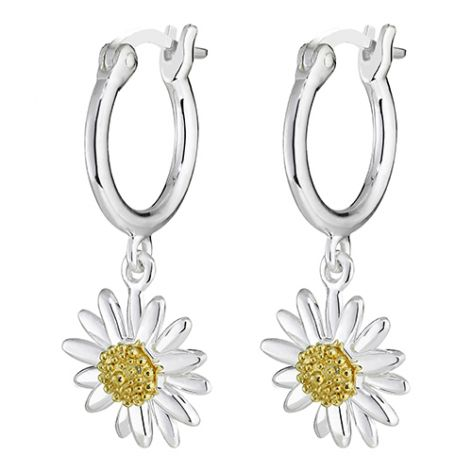 Daisy English Daisy Hoops