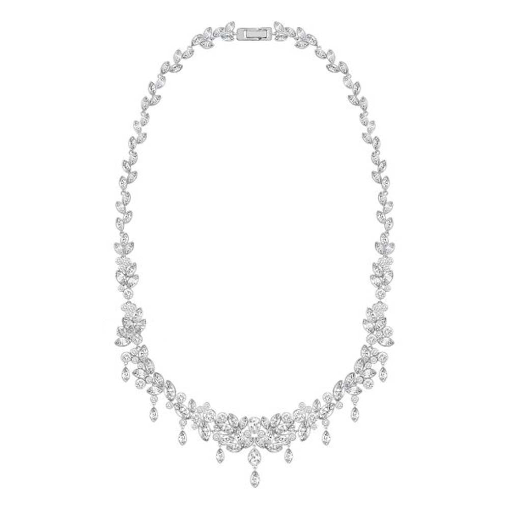 Swarovski Diapason Crystal Necklace