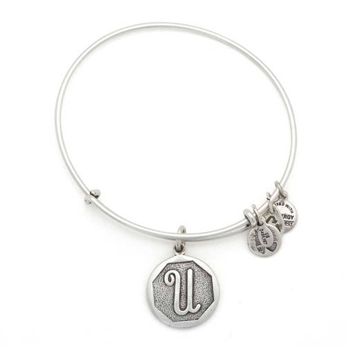Alex and Ani Silver