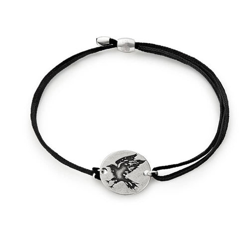 Alex and Ani Ravenclaw Cord Bracelet