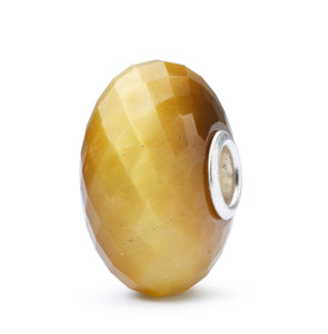 Trollbeads Cat's Eye Quartz Bead
