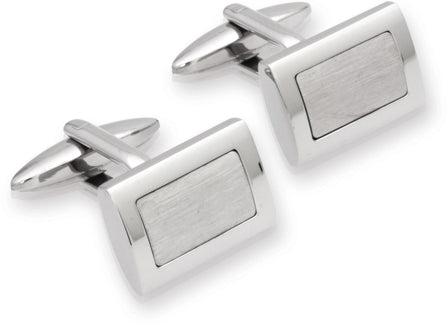 Unique & Co Stainless Steel Cufflinks