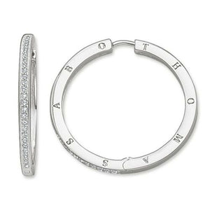 Thomas Sabo Hinged Hoop Earrings