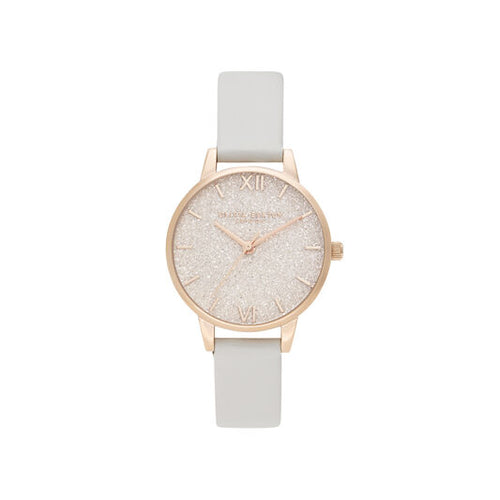 Cluse Minuit Silver Mesh Watch