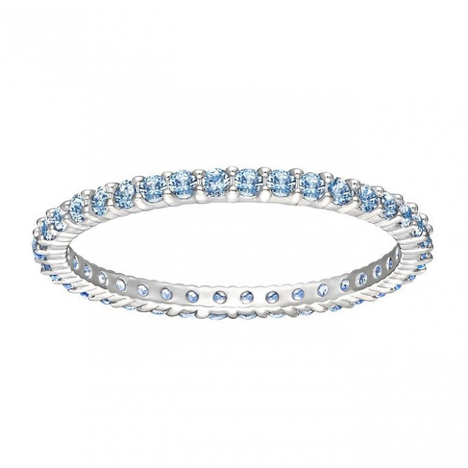 Swarovski Blue Vittore Ring