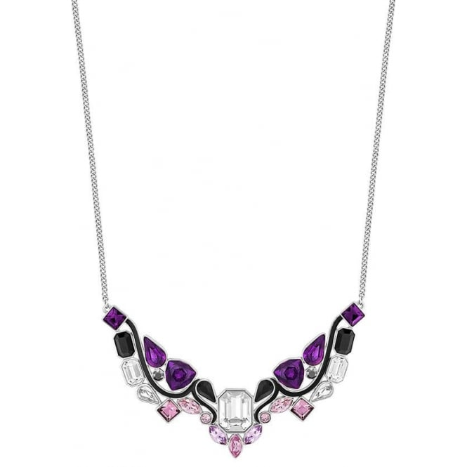 Swarovski Impulse Multi Crystal Necklace