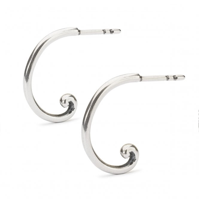 Trollbeads Earring Hooks with Twirl