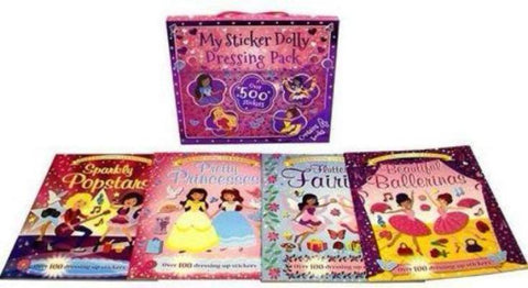 My Sticker Dolly Dressing Pack