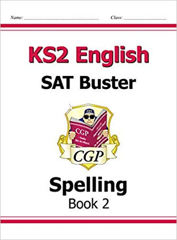 KS2 English SAT Buster - Spelling Book 2 (for the 2020 tests)