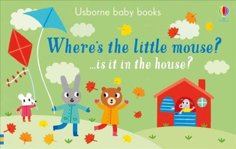 Usborne Where's the Little Mouse?