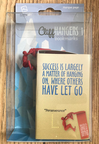 Cliffhanger Bookmarks