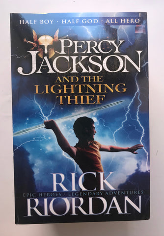 Percy Jackson Collection of 5 Books