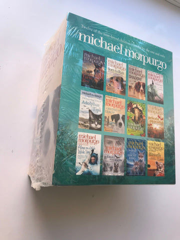 Collection Of 12 Michael Morpurgo Books Kids Age 9+ Years