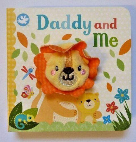 Daddy and Me Puppet Book