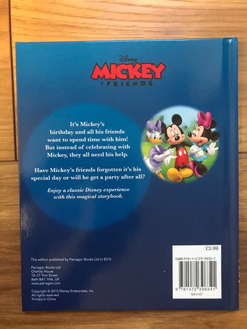 Mickey Mouse and Friends 3D Magical Story Book