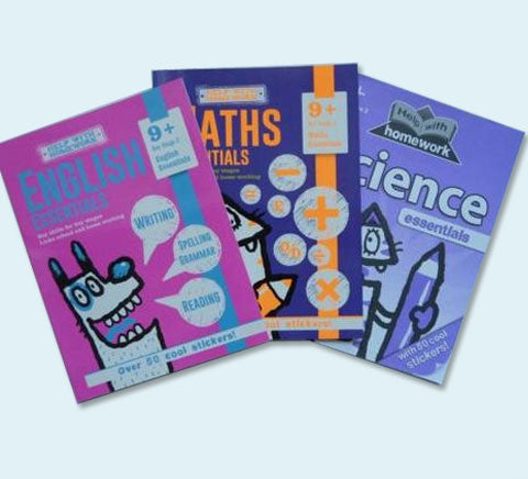 New HWH Maths English Science Workbook Children Ages 9 KS2