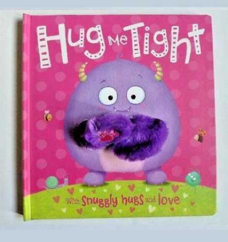 Hug Me Tight! Puppet Book
