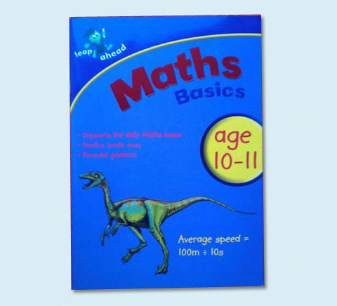 LeapAhead English Maths Workbooks Children Age 10 11 KS2 Year 6 Primary School